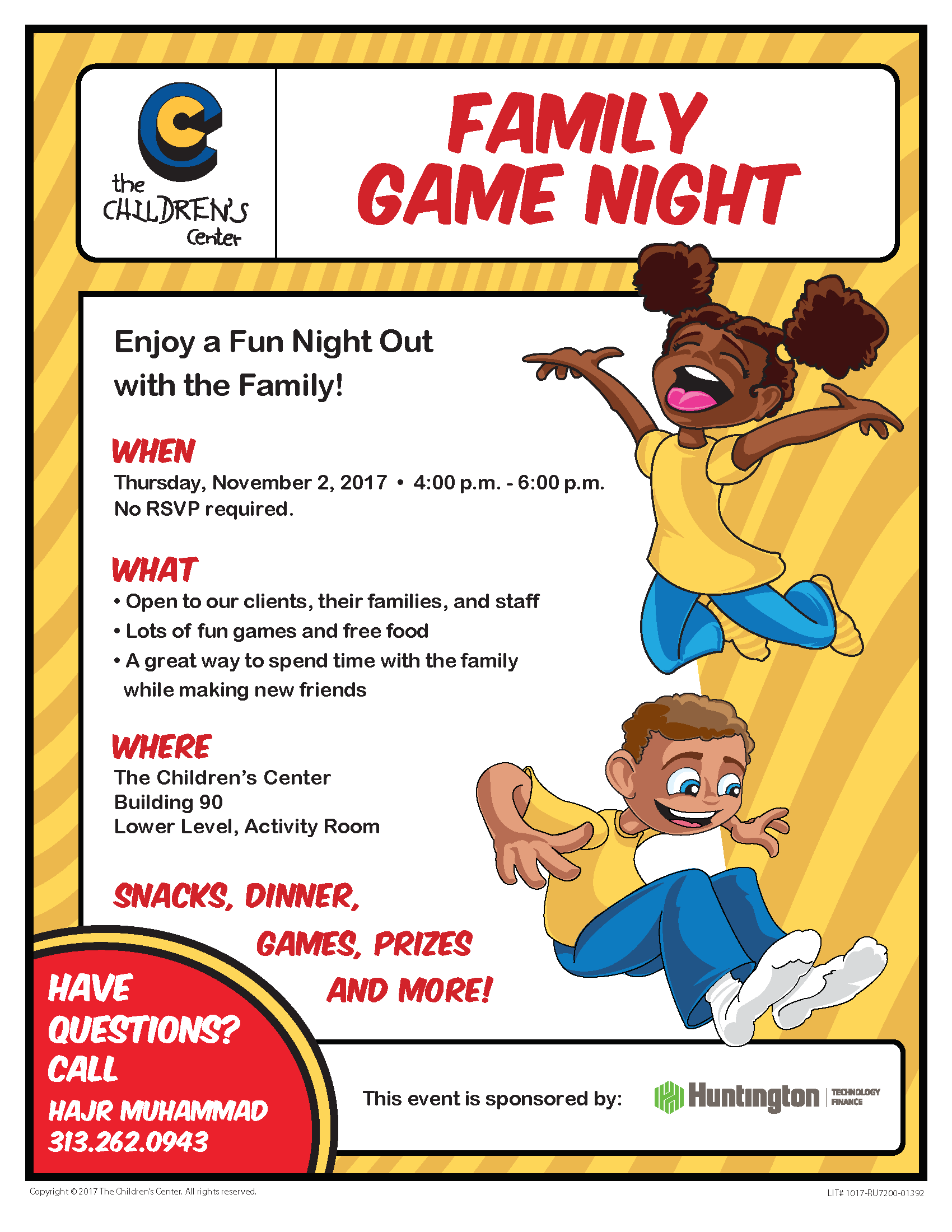 Enjoy A Fun Night Out With The Family